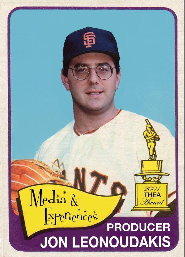 Why baseball jon leonoudakis jon creates custom baseball cards for his business card colourmoves