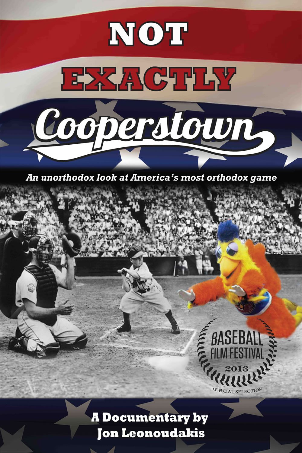 Not The Baseball Pitcher: NOT EXACTLY COOPERSTOWN (2012)